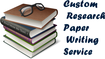 custom-research paper writing service